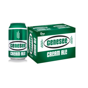 Genesee - Cream Ale 12oz Can 24pk Case