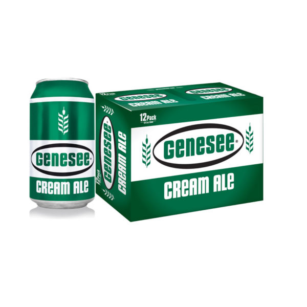 Genesee - Cream Ale 12oz Can 24pk Case