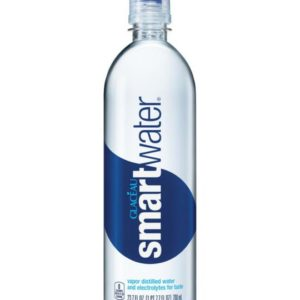 Glaceau - Smartwater Still Sport Cap 700ml (23.6oz) Bottle Case - 24 Pack