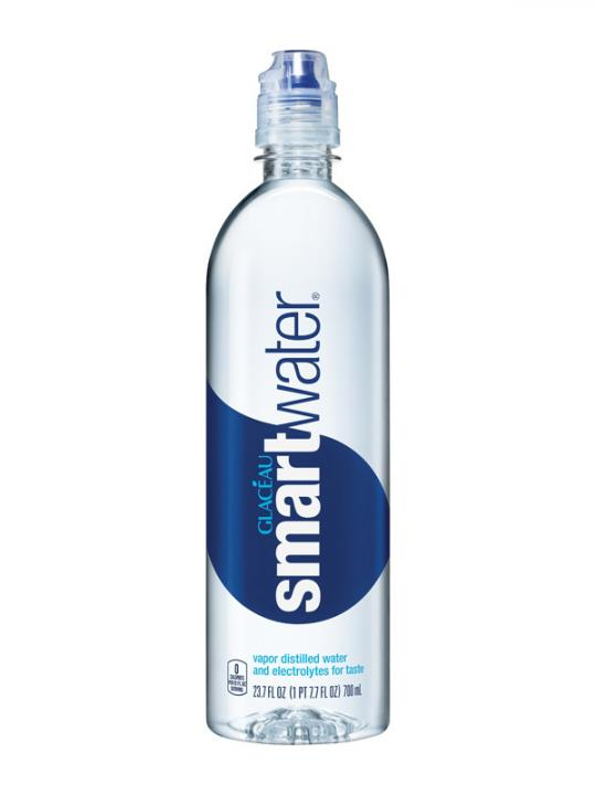 Glaceau - Smartwater Still Sport Cap 700ml (23.6oz) Bottle Case - 24 Pack