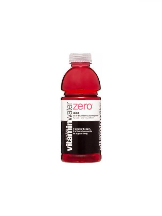 Glaceau - Vitamin Water XXX (Acai Blueberry Pomegranate) 20oz Bottle Case - 12 Pack
