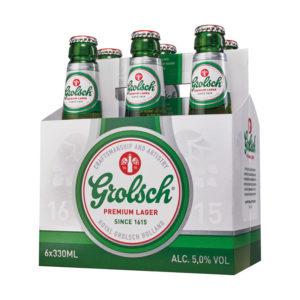 Grolsch - Premium Lager 12oz Bottle 24pk Case