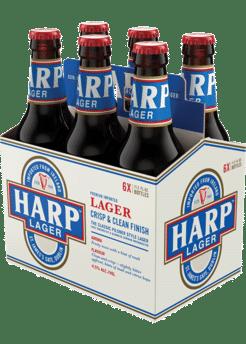 Harp - Lager 12oz Bottle 24pk Case