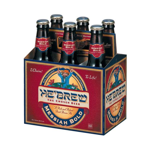He'brew - Messiah 12oz Bottle 24pk Case