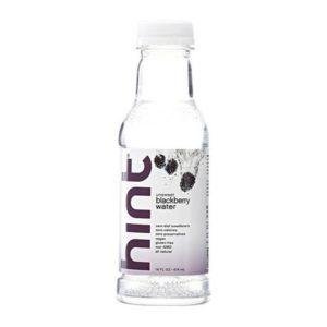 Hint - Blackberry 16oz Bottle Case - 12 Pack