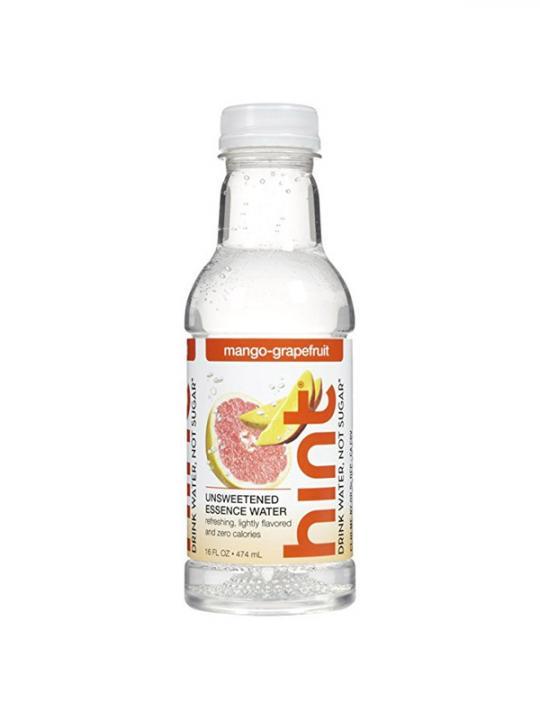 Hint - Mango/Grapefruit 16oz Bottle Case - 12 Pack