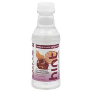 Hint - Pomegranate/Tangerine 16oz Bottle Case - 12 Pack