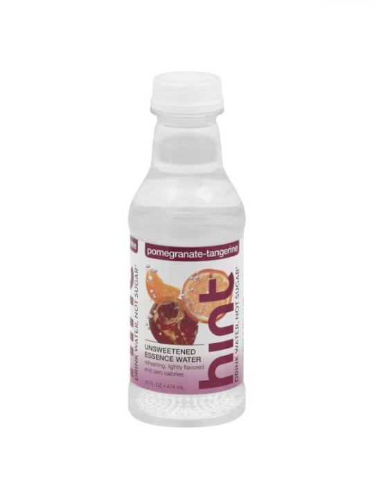 Hint - Pomegranate/Tangerine 16oz Bottle Case - 12 Pack