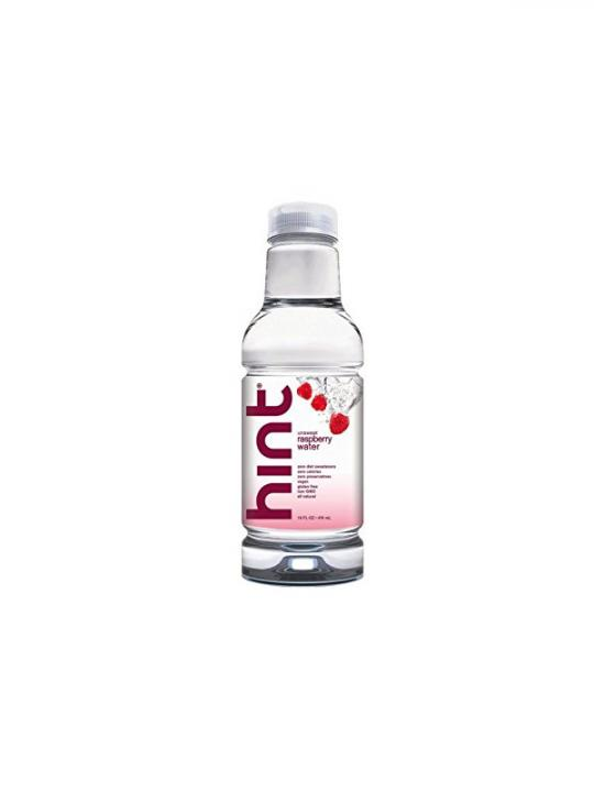 Hint - Raspberry/Lime 16oz Bottle Case - 12 Pack