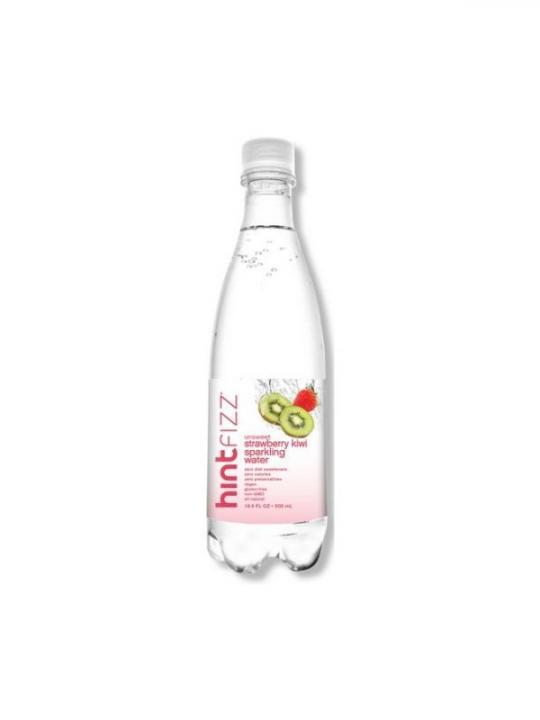 Hint - Strawberry/Kiwi Fizz 16oz Bottle Case - 12 Pack