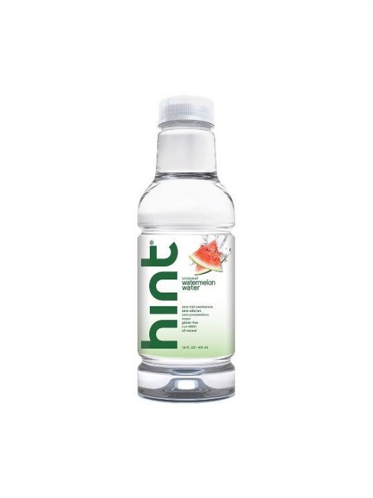 Hint - Watermelon 16oz Bottle Case - 12 Pack