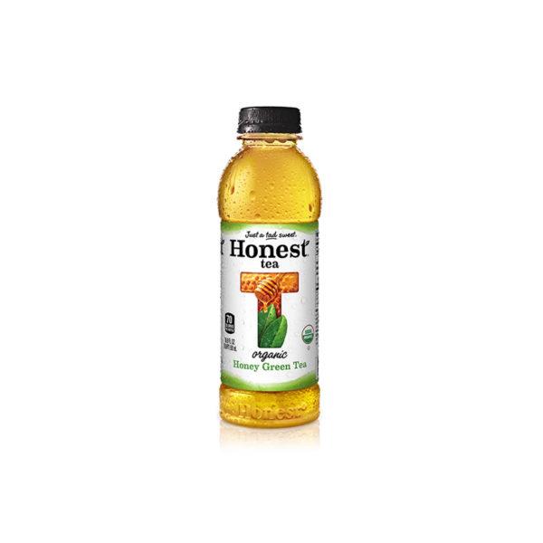 Honest - Heavenly Honey Green Tea 16.9oz Bottle Case