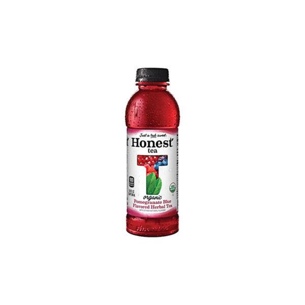 Honest - Pomegranate Blueberry Tea 16.9oz Bottle Case