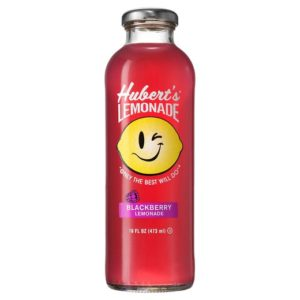 Hubert's - Blackberry Lemonade 16oz Bottle Case