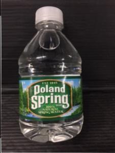 Poland Spring - 8oz Bottle Case - 24 Pack