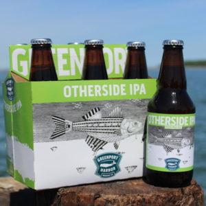 Greenport - Otherside IPA 12oz Bottle 24pk Case