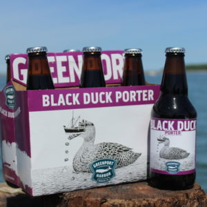 Greenport - Black Duck Porter 12oz Bottle 24pk Case