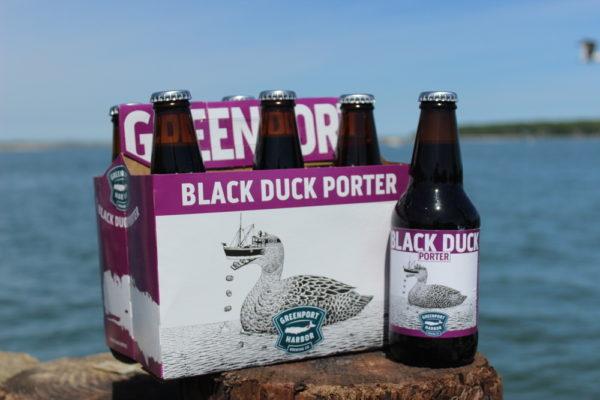 Greenport - Black Duck Porter 12oz Bottle 24pk Case