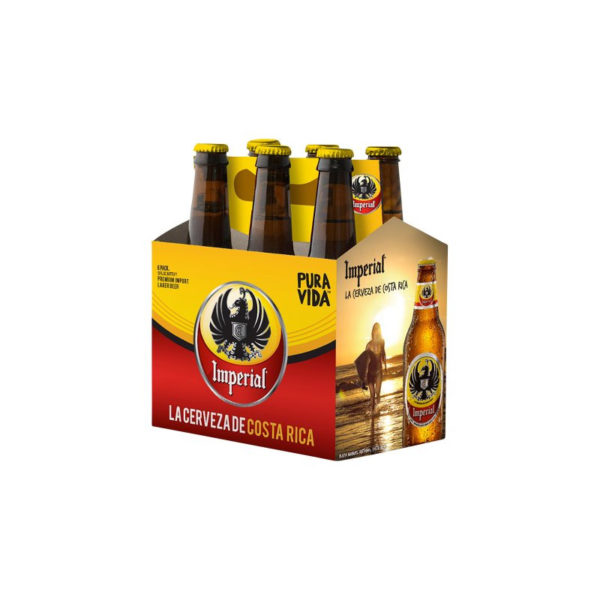 Imperial - Lager 12oz Bottle 24pk Case
