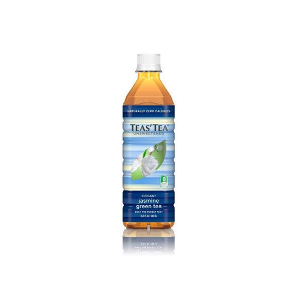 Ito En Tea's Tea - Green Jasmine Tea 13.8oz Bottle Case