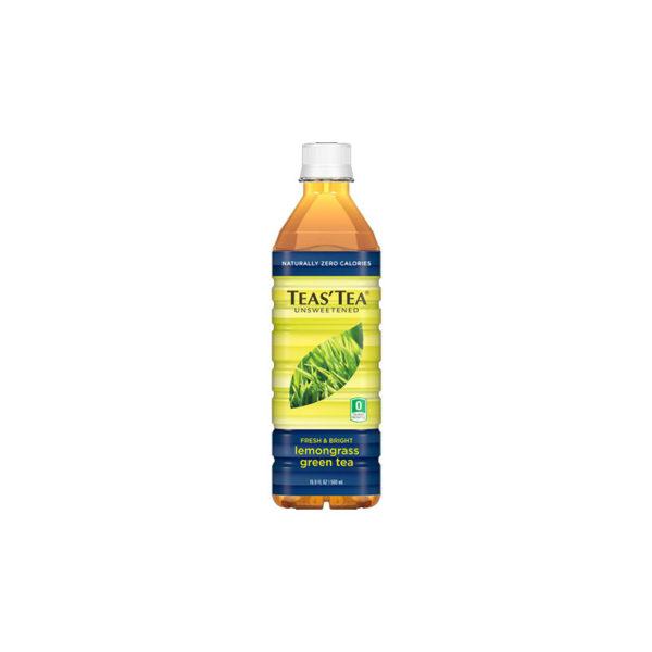 Ito En Tea's Tea - Lemongrass Green Tea 13.8oz Bottle Case