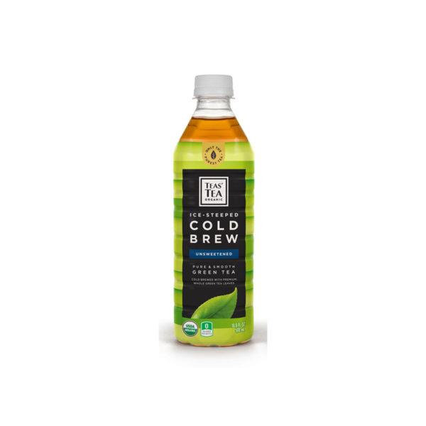 Ito En Tea's Tea - Pure Green Tea 16.9oz Bottle Case