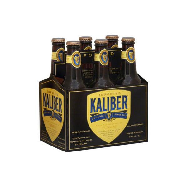Kaliber - Non Alcoholic 12oz Bottle Case