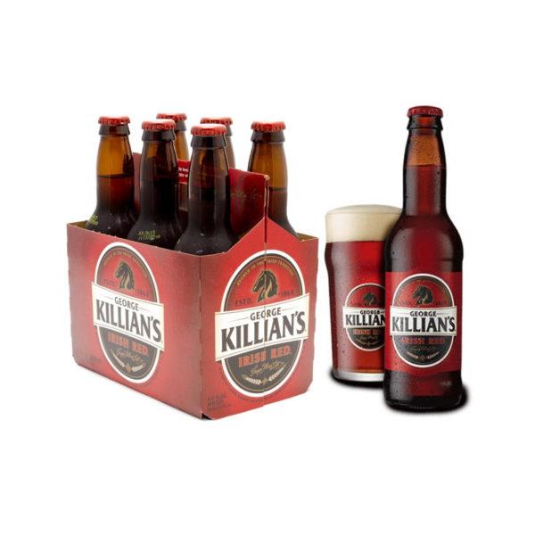Killians - Irish Red Lager 12oz Bottle 24pk Case