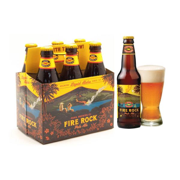 Kona - Fire Rock Pale Ale 12oz Bottle 24pk Case