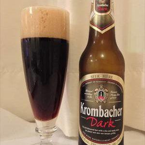 Krombacher - Dark 330ml (11.2oz) Bottle 24pk Case