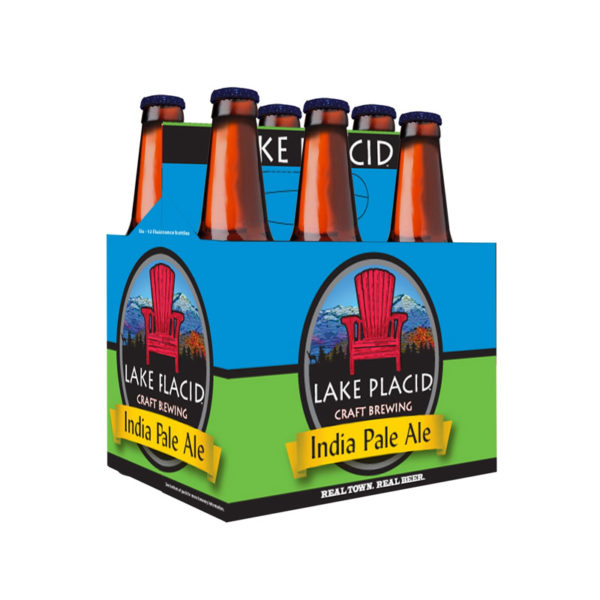 Lake Placid - IPA 12oz Bottle 24pk Case