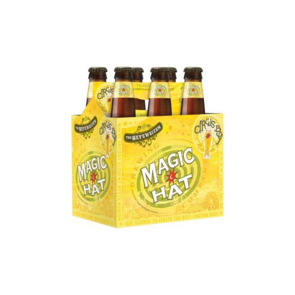 Magic Hat - Circus Boy (Hefeweizen) 12oz Bottle 24pk Case