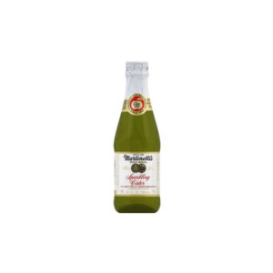 Martinelli's - Sparkling Apple Juice 10oz Bottle Case