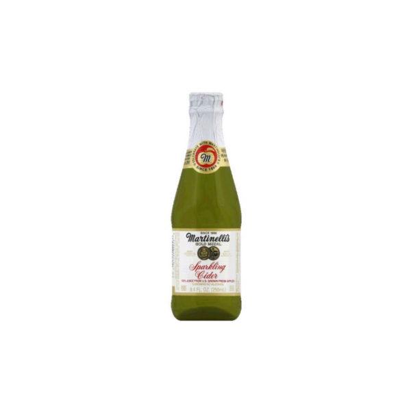 Martinelli's - Sparkling Apple Juice 10oz Bottle Case