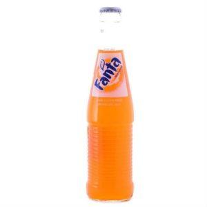 Fanta - Mexican Orange 12oz Bottle Case