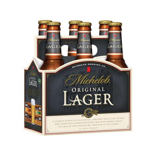 Michelob - Lager 12oz Bottle 24pk Case