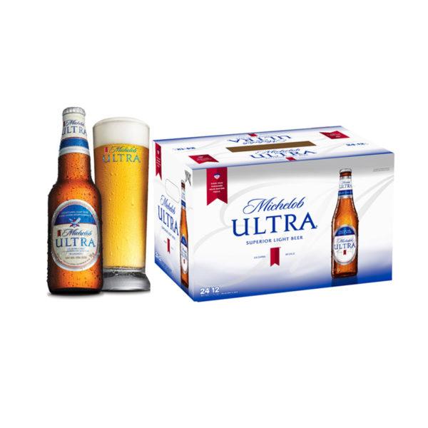 Michelob - Ultra 12oz Bottle 24pk Case