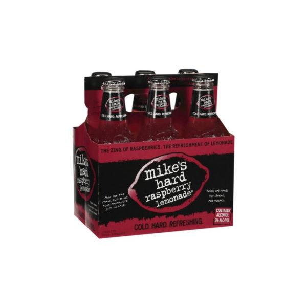 Mike's - Raspberry Lemonade 11.2oz Bottle 24pk Case