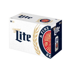 Miller - Lite 12oz Can 24pk Case