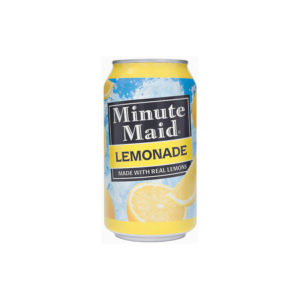 Minute Maid - Lemonade 12oz Can Case