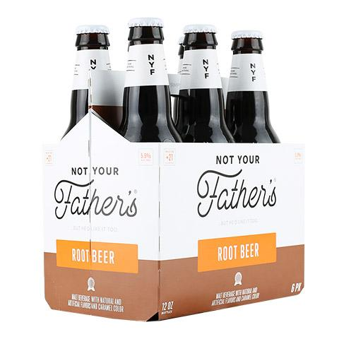 Not Your Father's - Root Beer 12oz Bottle 24pk Case