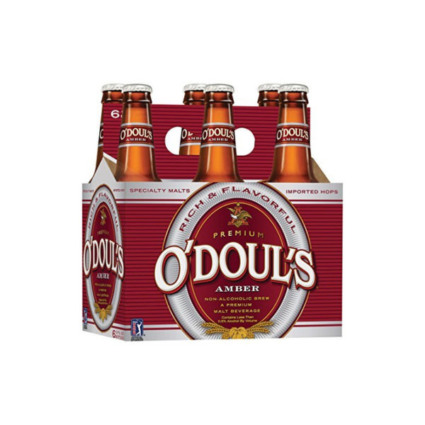 O'Doul's - Non Alcoholic Amber 12oz Bottle Case
