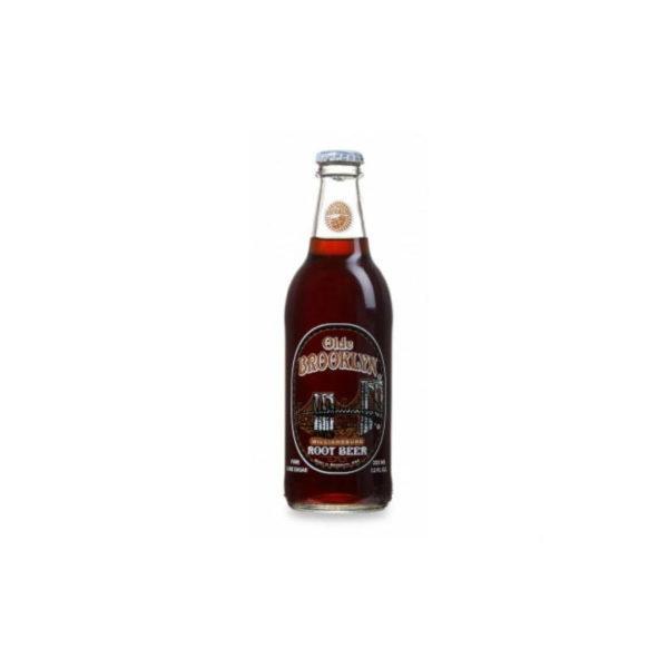 Olde Brooklyn - Root Beer 12oz Bottle Case