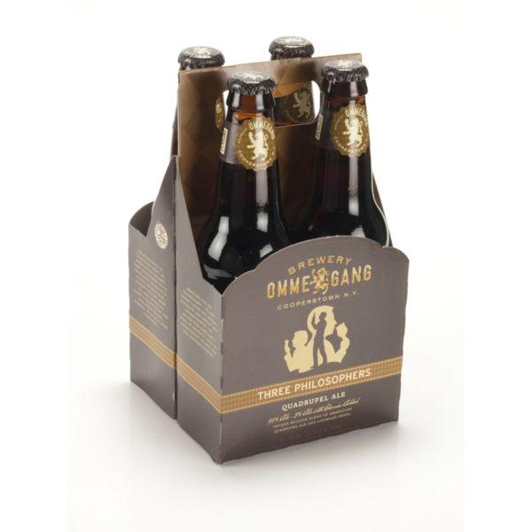 Ommegang - 3 Philosophers 12oz Bottle 24pk Case
