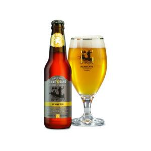Ommegang - Hennepin 12oz Bottle 24pk Case