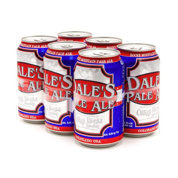 Oskar Blues - Dale's Pale Ale 12oz Can 24pk Case