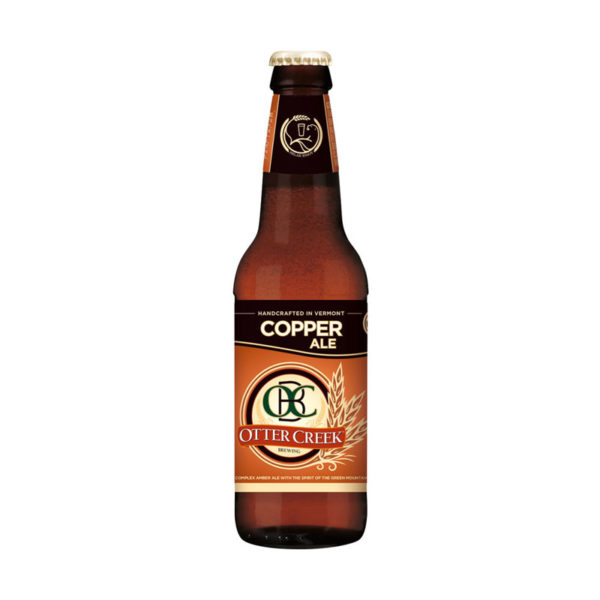 Otter Creek - Copper Ale 12oz Bottle 24pk Case