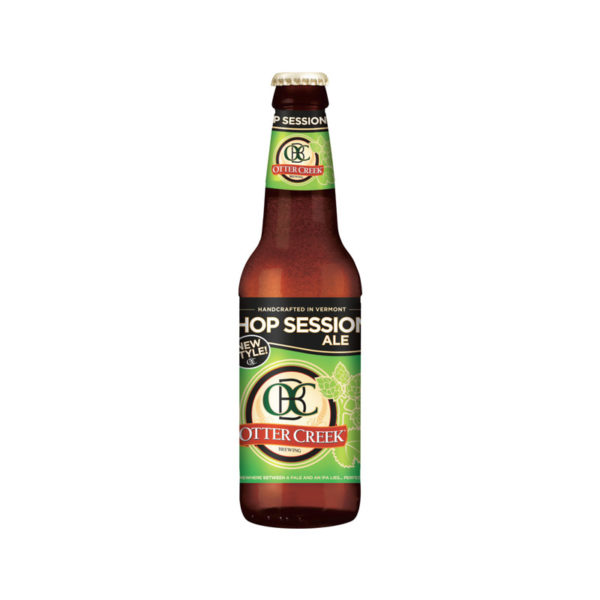 Otter Creek - Hop Session 12oz Bottle 24pk Case