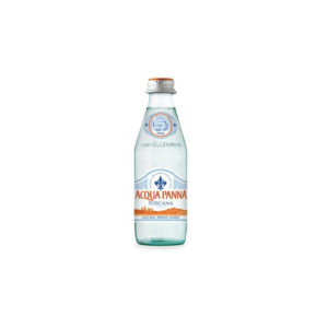 Acqua Panna - 250ml (8.4oz) Glass Bottle Case