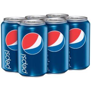 Pepsi - 12 oz Can 24pk Case